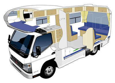 UNITED-4-BERTH-MOTORHOME